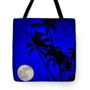Kona Moon Rising Tote Bag