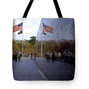 Korea Memorial Tote Bag