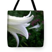 Korean Lily Tote Bag