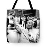 Korean President Syngman Rhee Tote Bag