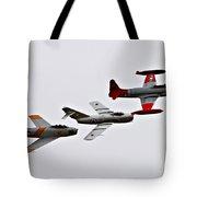 Korean War Flight Tote Bag