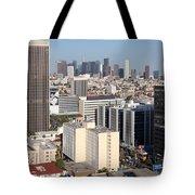 Koreatown Area Of Los Angeles California Tote Bag