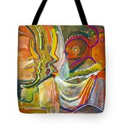 Koulikoro Woman Tote Bag
