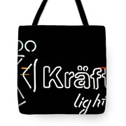 Kraftig Edited Tote Bag