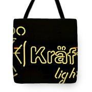 Kraftig Light 1 Tote Bag
