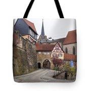 Kronach Franconia 3 Tote Bag