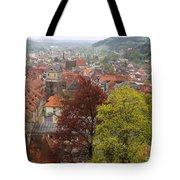 Kronach Franconia 4 Tote Bag