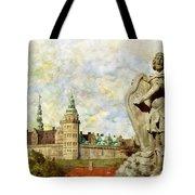 Kronborg Castle Tote Bag
