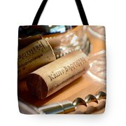 Krupp Brothers Uncorked Tote Bag