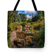 Kubota Garden Pond Tote Bag