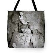 Kumartuli Angel Tote Bag