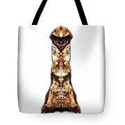 Kung Fu Cat Tote Bag