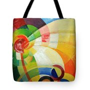Kupka's Untitled Tote Bag