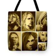 Kurt Mosaic Tote Bag
