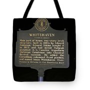 Ky-1754 Whitehaven Tote Bag