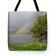 Kyle Of Lochalsh Scotland Tote Bag