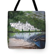 Kylemore Abbey Tote Bag