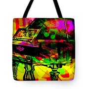 Mood Changing Medicine Power Of Music Tote Bag