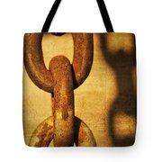 L I N K S Tote Bag by Charles Dobbs