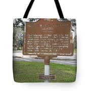 La-009 Metairie And Gentilly Ridges Tote Bag