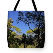 jungle in La Amistad National Park Panama 1 Tote Bag