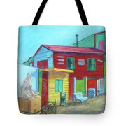 La Boca Morning I Tote Bag