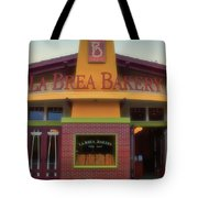 La Brea Bakery Downtown Disneyland Tote Bag