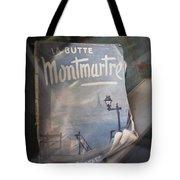 La Butte Tote Bag