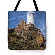 La Corbiere Lighthouse Tote Bag