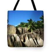 La Digue Island - Seychelles Tote Bag