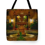 La Fuente At Tlaquepaque Tote Bag