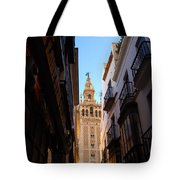 La Giralda - Seville Spain  Tote Bag