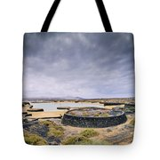 La Isleta On Lanzarote Tote Bag