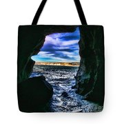 La Jolla Cave By Diana Sainz Tote Bag