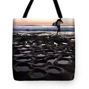 La Jolla Surf Session Part 2 Tote Bag