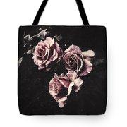 Le Langage Des Fleurs Tote Bag