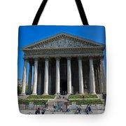 La Madeleine Paris Tote Bag