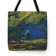 La Mancha De Noche Tote Bag