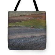 La Mancha Landscape - Spain Series-siete Tote Bag