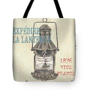 La Mer Lanterne Tote Bag
