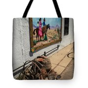 La Mesilla Outdoor Mural Tote Bag