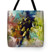 La Palette Enchantee Tote Bag by Isabelle Vobmann