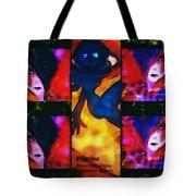 La Passion De L'art Tote Bag