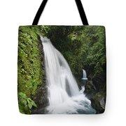 La Paz Waterfalls In Rainforest Costa Tote Bag