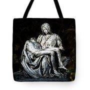 La Pieta Tote Bag