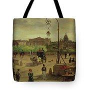 La Place De La Concorde Tote Bag