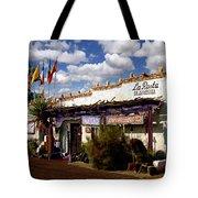 La Posta De La Mesilla Tote Bag
