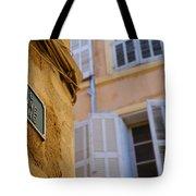 La Provence Windows Tote Bag