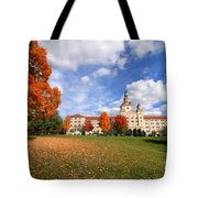 La Roche College On A Fall Day Tote Bag