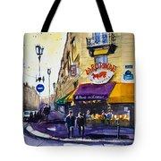 La Rotonde Des Tuileries Tote Bag